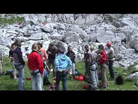 2005 Wandeling van de Osterfelderkopf 2050 m naar Kreuzeck 1651 meter