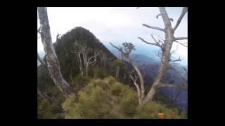 Mt. Dawu North( 北大武山) Taiwan a virtual hike of the highest peak in Southern Taiwan