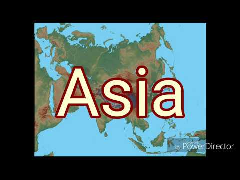 Asia | Vacation Homework