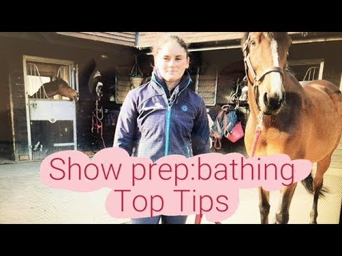 TOP TIPS. A BATHING HOW TO GUIDE!