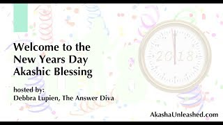 Channeled Akashic Records Experience — New Years Day Akashic Blessing