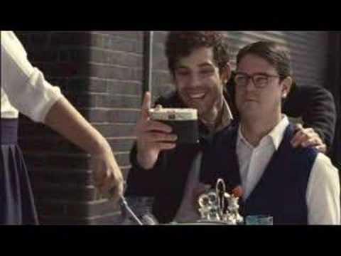 """Julian Velard - """"Jimmy Dean & Steve McQueen"""" Official Music Video"""
