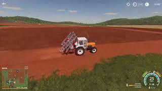 FARMING SIMULATOR 19 - TRABAJANDO UN POCO - FULL HD