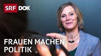 Maya Graf – Die Feministin vom Bundeshaus | Frauen in der Politik | Reportage | SRF DOK