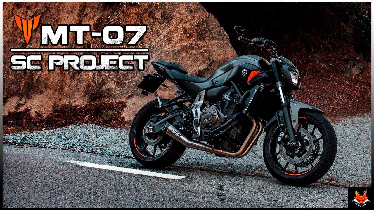 Yamaha Mt 07 Fz 07 Sc Project Conic Sound