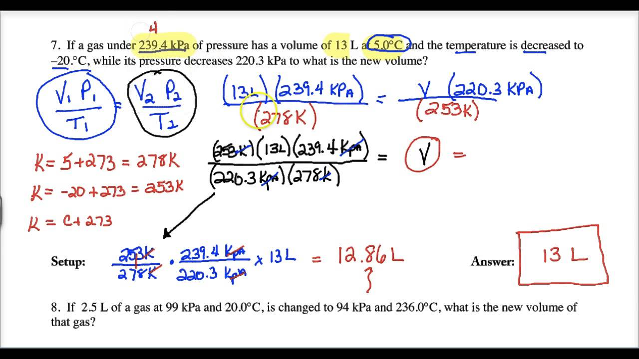 Lecture 120r combined gas law calculations youtube lecture 120r combined gas law calculations robcynllc Image collections