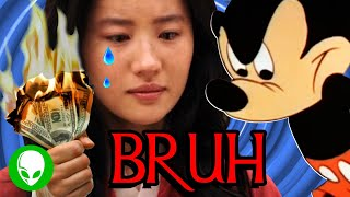 MULAN (2020) - Disney's Biggest Bruh Moment