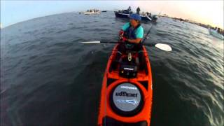 kayak fishing Portugal Pesca de kayak 2014 Vídeo 5