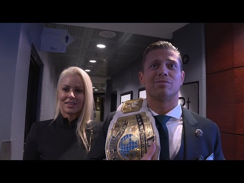 The Miz on what to do when everyone is against you: Nov. 20, 2016