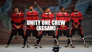 UNITY ONE CREW (ASSAM) (ADULT DIVISION) - INDIAN HIP HOP DANCE CHAMPIONSHIP 2017