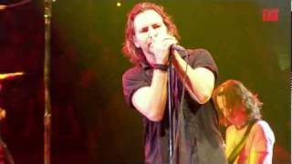Pearl Jam - Black, Red Yellow - 5.21.10 New York, NY