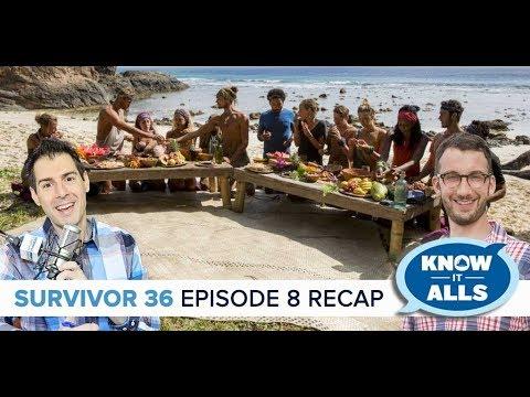 Survivor Know-It-Alls   Ghost Island Episode 8 Recap