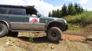 Double Red Offroad Serbia Adventure 2013