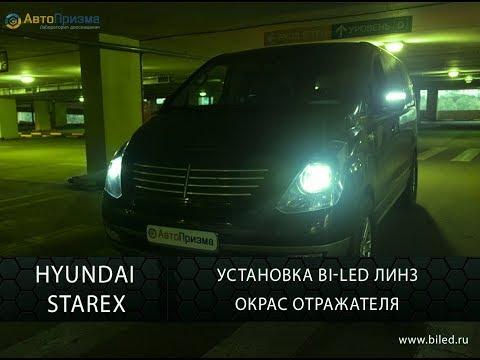 установка турботаймера на hyundai starex