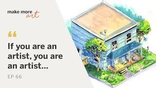 E66 :: Camila Picheco \u0026 How to Pursue Art Amidst Challenges