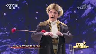 [2020新年戏曲晚会]京剧《智取威虎山》 表演者:蓝天| CCTV戏曲