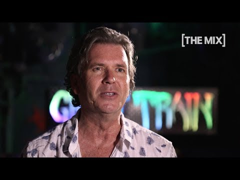 """Dracula's Melbourne on ABC TV's """"The Mix"""""""