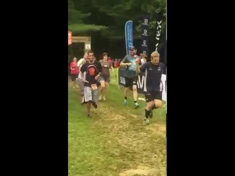 RAGNAR Trail New England June 2015  NE SPAHTENS victorious finish