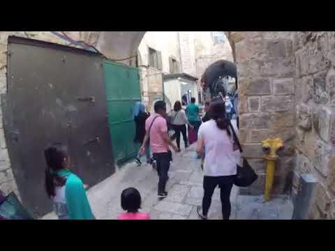 Jerusalem March 2017