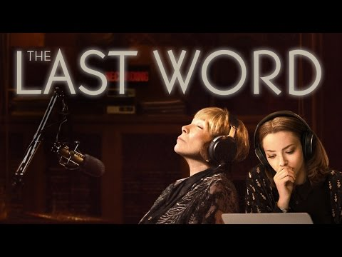 The Last Word | Official HD Trailer streaming vf