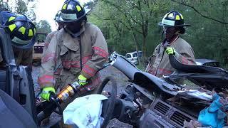 Cobb Fire Recruit Class 58: Extrication Week