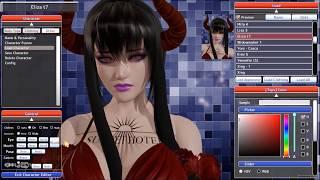 Honey Select: Eliza From Tekken 7 Character Card + Gameplay!