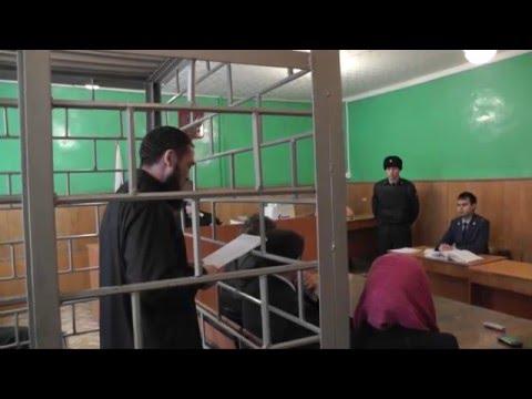 Фанзиль Ахметшин. Видео отрывки из последнего слова.