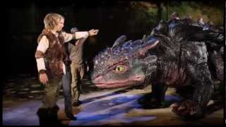 Sneak Peek: How To Train Your Dragon Live Spectacular Pt.2
