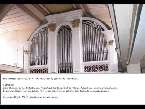 Trinitatis - Evangelischer Gottesdienst in Heubach from YouTube · Duration:  47 minutes 13 seconds