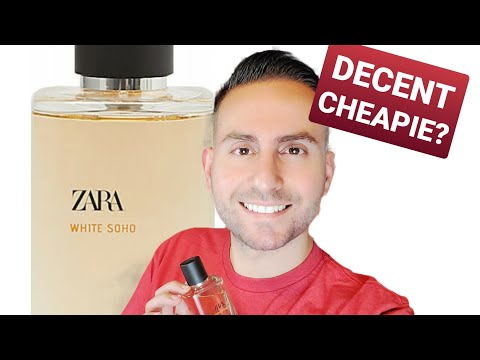 White Soho By Zara Fragrance Review / Cologne Review