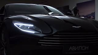 Aston Martin DB11 Onyx Black