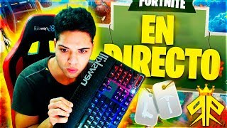 VICTORIAS EN FORTNITE BATTLE ROYALE !! @RikeStylee