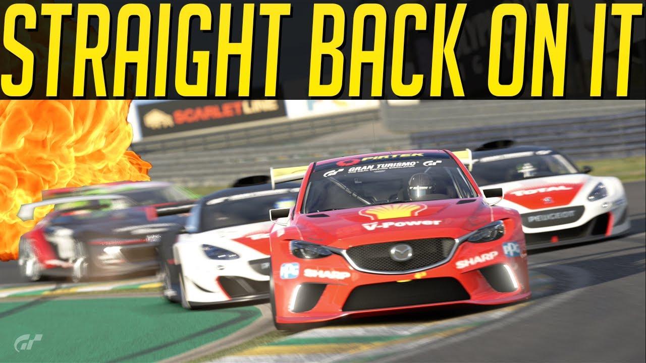 Gran Turismo Sport: Straight Back On It