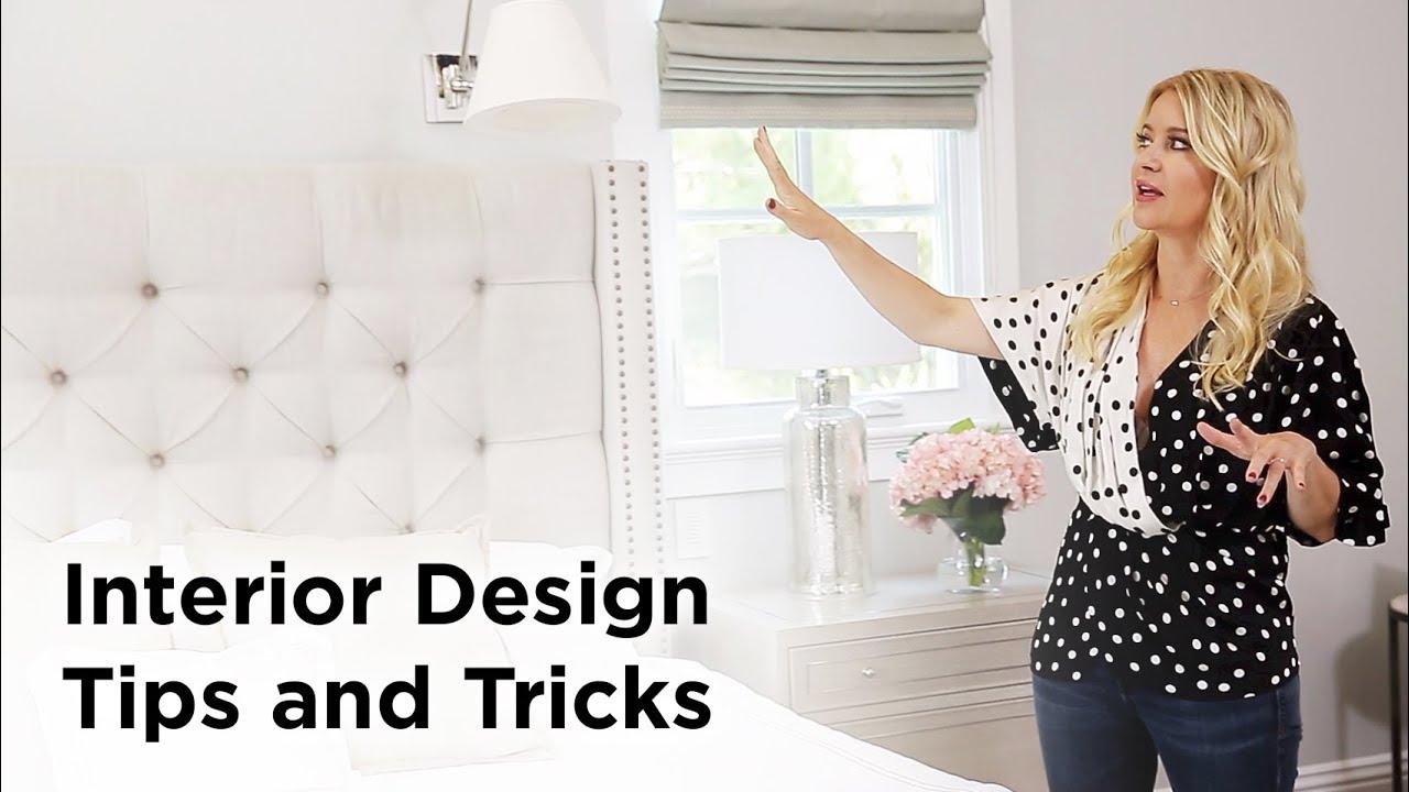 Interior Design Tips u0026 Tricks | Overhaul  sc 1 st  YouTube & Interior Design Tips u0026 Tricks | Overhaul - YouTube