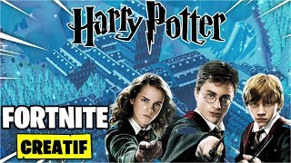 HOGWARTS / HARRY POTTER / CREATIVE FORTNITE MODE