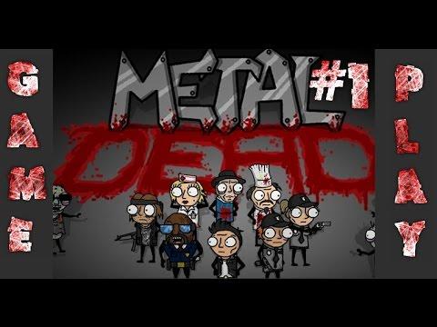 Metal Dead Gameplay Walkthrough Part 1