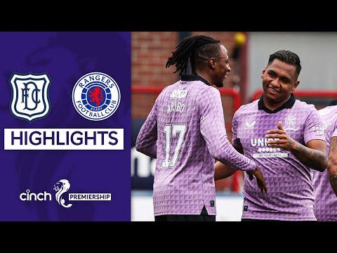Dundee Rangers Goals And Highlights