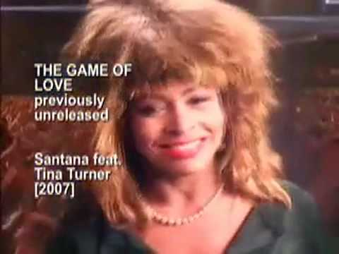 TINA TURNER & SANTANA The Game Of Love Not Michelle Branchmp4