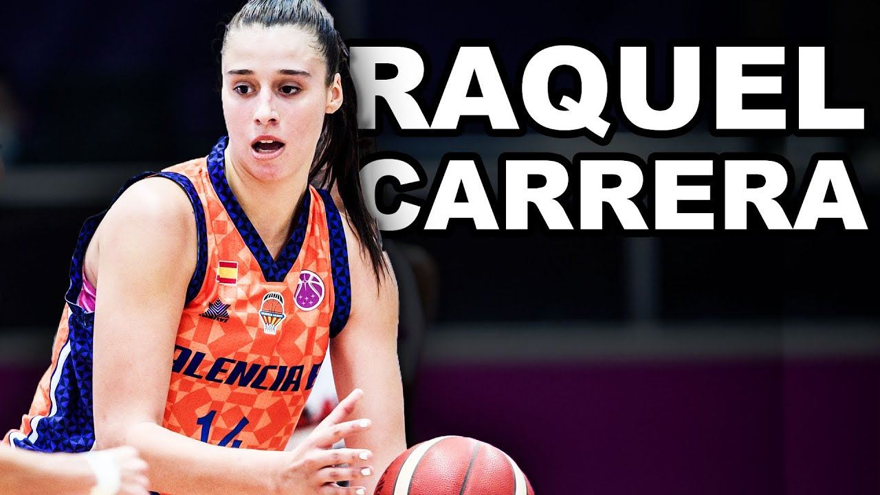 Raquel Carrera | Full Season Highlights | EuroCup Women 2020