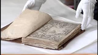 Реставрация старинной книги(, 2012-09-19T16:10:49.000Z)