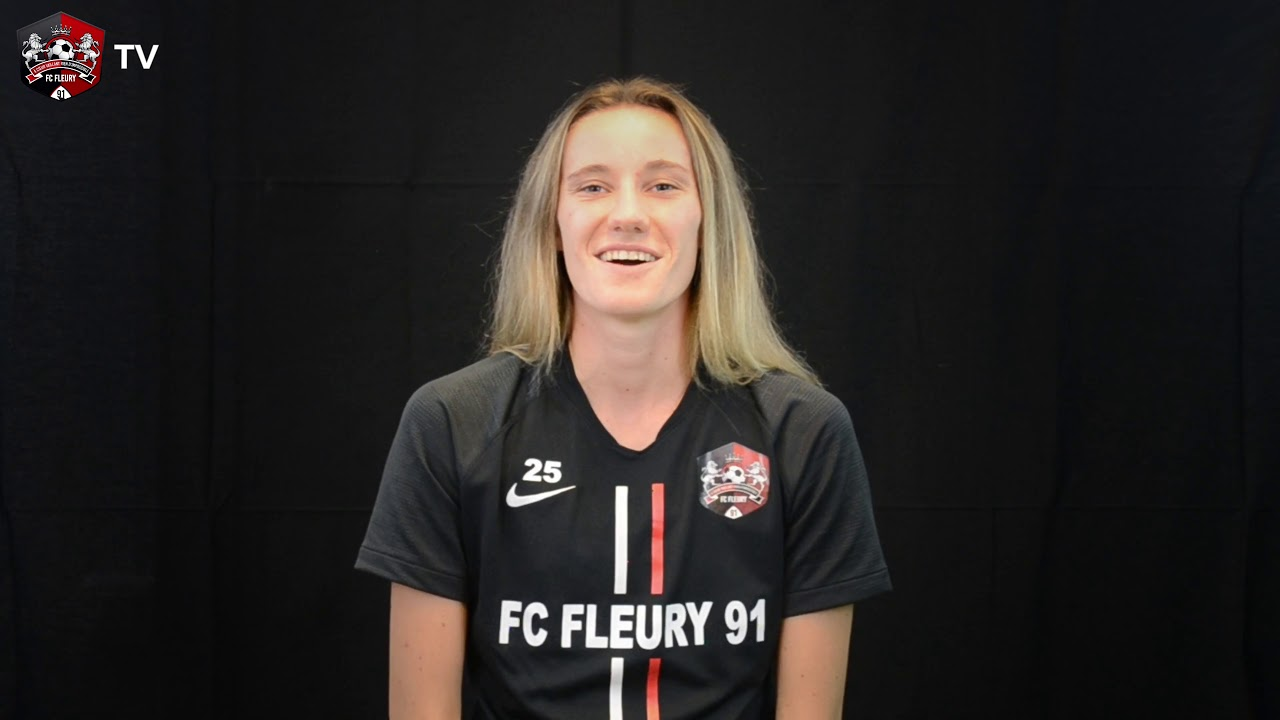 D1F : Interview de Julie PIGA