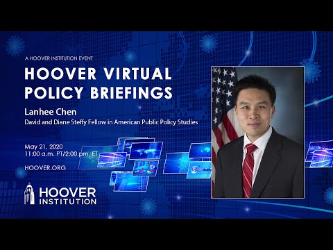 Lanhee Chen: COVID-19 and the Politics of the WHO | Hoover Virtual Policy Briefing