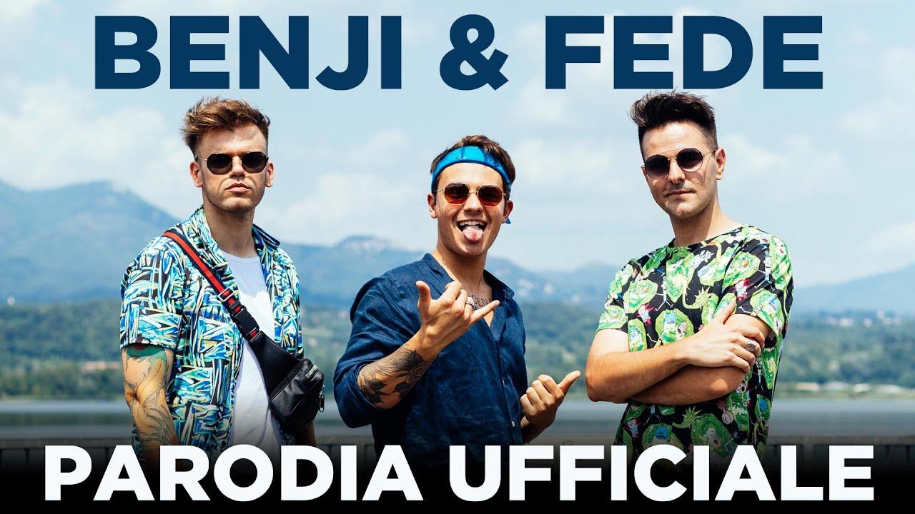 iPantellas feat Benji & Fede - PARODIA Dove e Quando