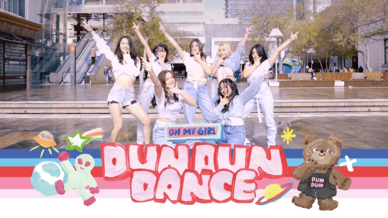 [KPOP IN PUBLIC CHALLENGE] OH MY GIRL (오마이걸) - Dun Dun Dance Dance Cover 댄스커버 ONE TAKE | Australia
