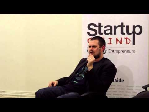 Chris Hooper (Cirillo Hooper & Company) at Startup Grind Adelaide