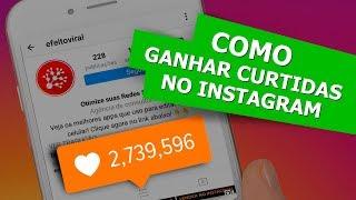 Como ganhar curtidas no Instagram! 2017/2018 Método aprovado para Ganhar Curtidas no Instagram