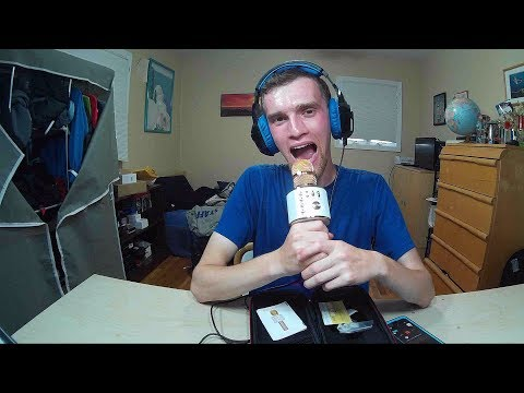 BONAOK Wireless Bluetooth Karaoke Microphone 3-in-1 Review