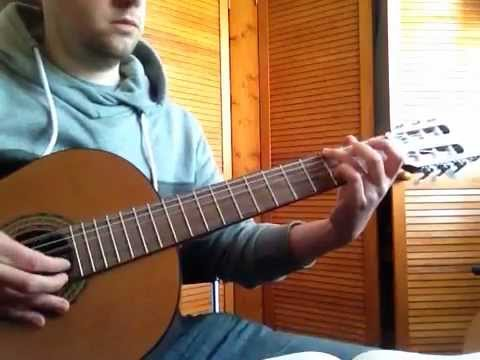 Rod Stewart Maggie May Acoustic Fingerstyle Cover Youtube