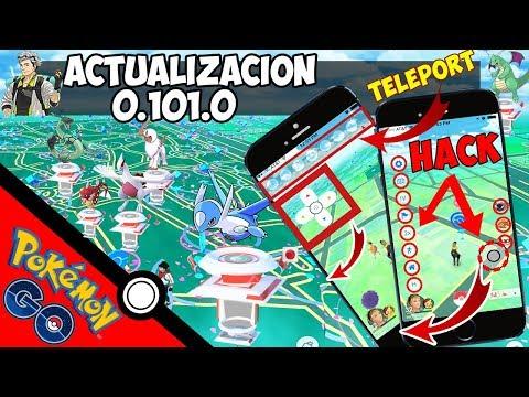 se VIENEN mas Pokemon MITICOS | Nueva VERSION del Joystick Pokemon GO- Actualizacion 0.101.0 Info