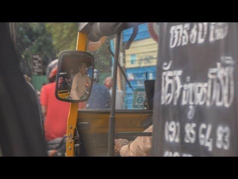 Bali to Phnom Penh - Cambodia Travel Vlog